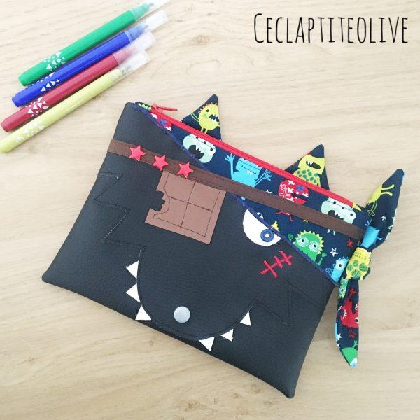 TROUSSE-LEO-PIRATE-CROQUE-CHOCO-ENFANT-ceclaptiteolive-couture-création-vendée-atelier-tutoriel