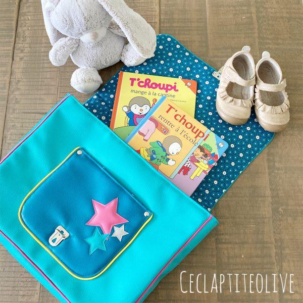 Cartable-maternelles-simili-coton-étoiles-lapins--ceclaptiteolive-couture-création-vendée-atelier-tutoriel-Patron