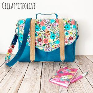 sac-cartable-Memphis-besace-ceclaptiteolive-patron-couture-création-vendée-
